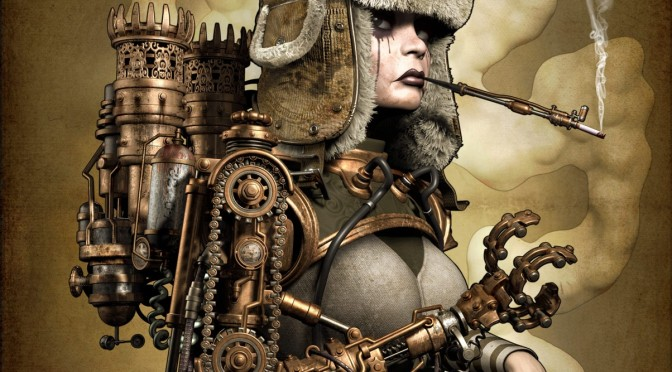 steampunk – a digifashion phenomena