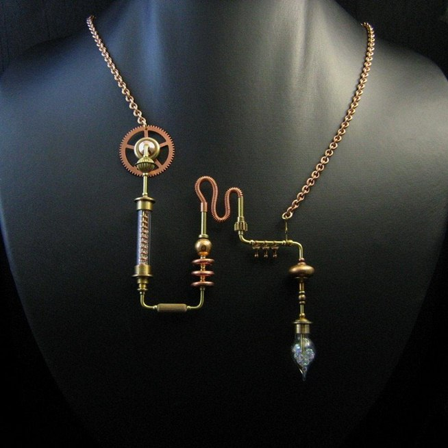 steampunkjewelry