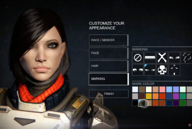 Destiny character customization