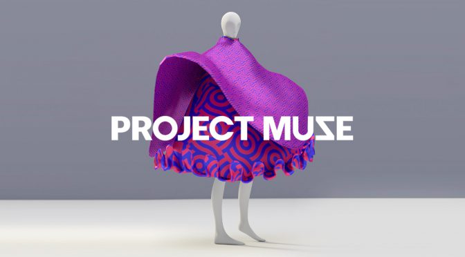 project muze 3d fashion